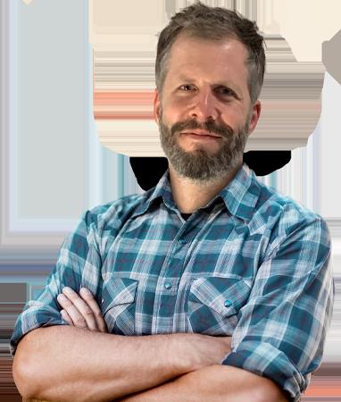 Entrepreneur en construction : Marc Duguay