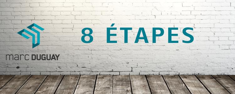 Se préparer à rénover en 8 étapes